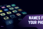 Names for your Phone