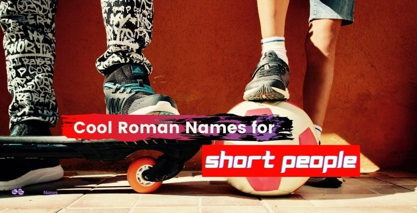 Names for Short People