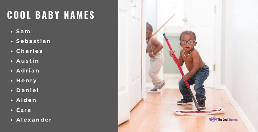 Cool Baby Boy Names