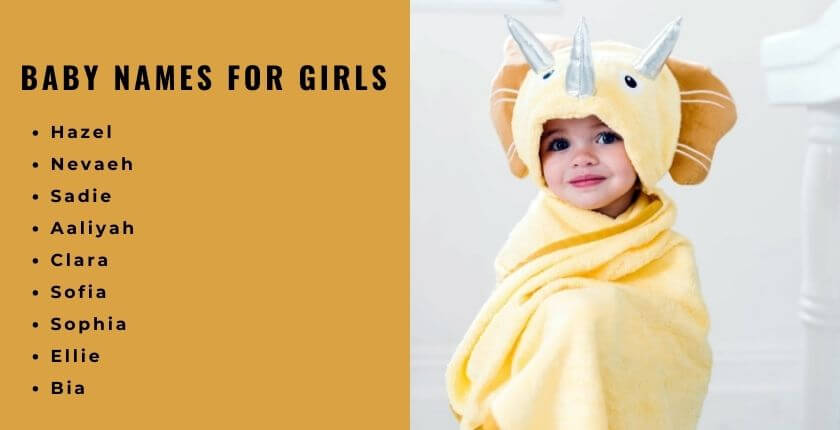 Cool Baby Names for Girls