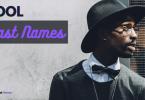 Cool Last Names