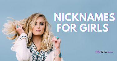 Nicknames for Girls