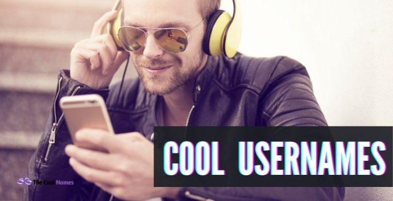 Cool Usernames