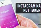 Instagram Names Not Taken