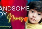 Handsome Boy Names